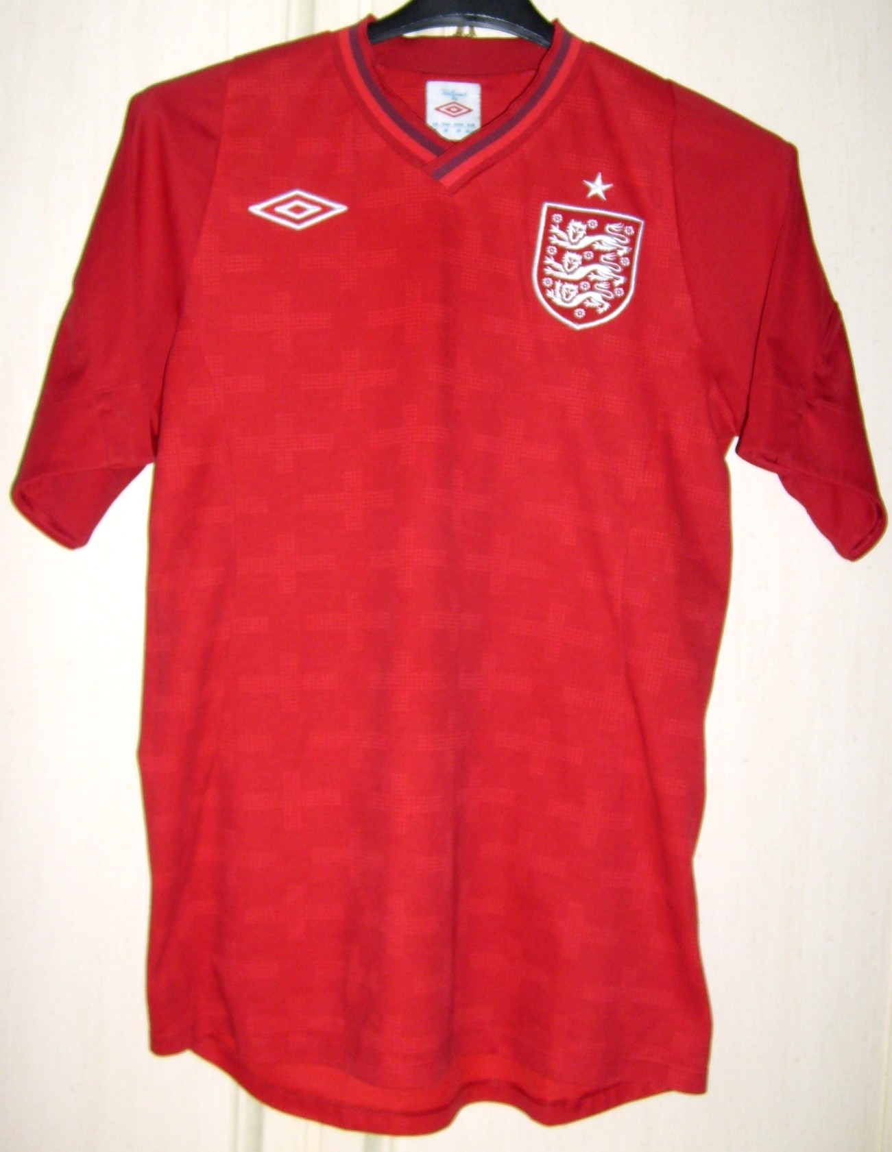 ENGLAND RED GOALK - S